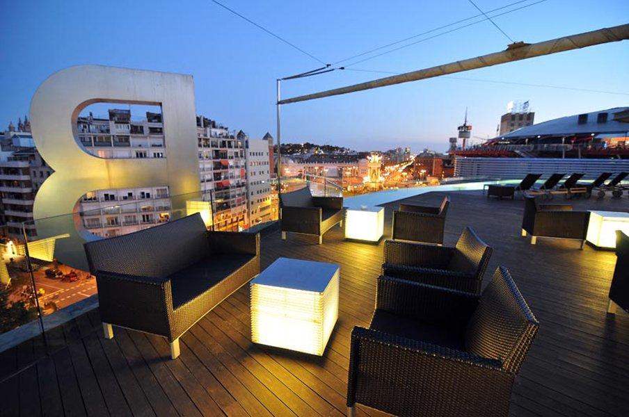 Barcelona En Verano Terrazas De Hoteles Que Son Un Must