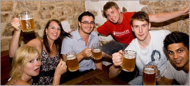 Ruta cerveza en Praga