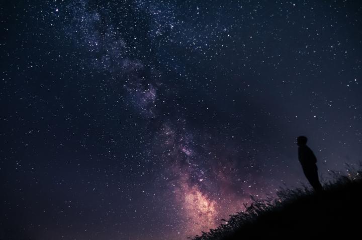 Contemplar las estrellas