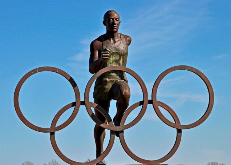 Jesse Owens, estatua, Alabama
