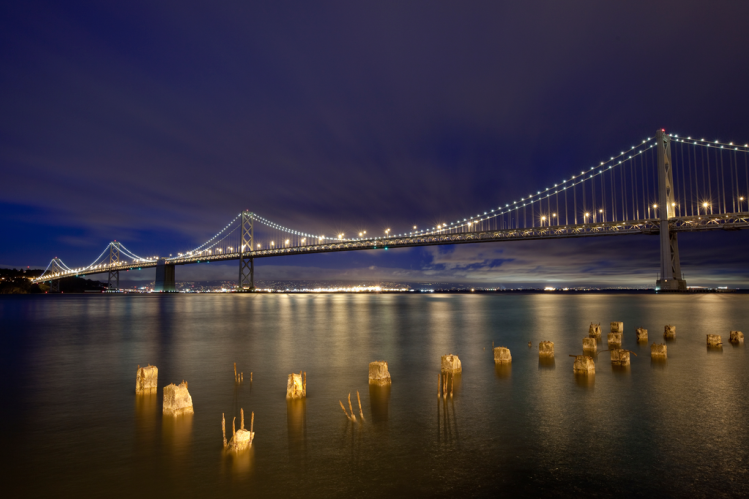 oakland bay bridge san francisco